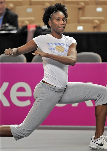 Venus WilliamsVenus Williams Body Measurements