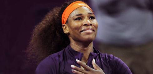 Serena Williams No. 1 again