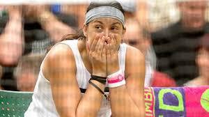 Marion Bartoli reaches Wimbledon final