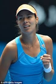 Ana Ivanovic believes again